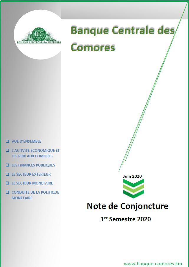 Note conjoncture