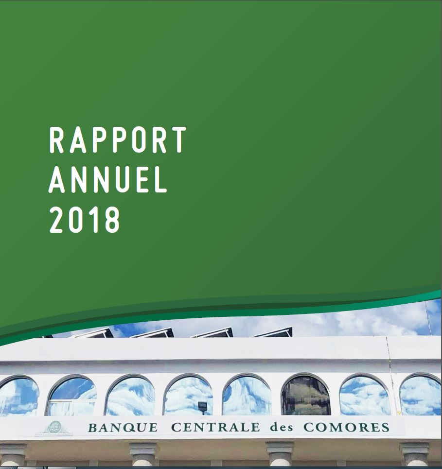 Rapport annuel 2018